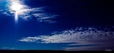 El azul del cielo siempre inspira