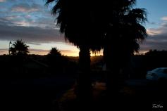 Un precioso amanecer en donde vivo, ya que esta entrada casi no tiene imágenes os dejo que disfrutéis de ésta