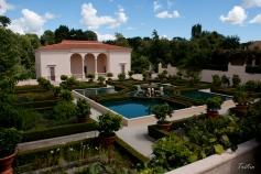 Jardín italiano. Hamilton gardens