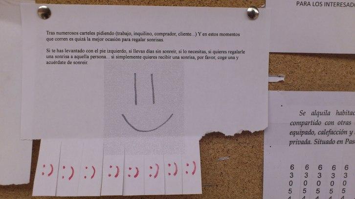 Se ofrecen sonrisas